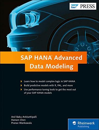 SAP HANA Advanced Data Modeling por Anil Babu Ankisettipalli