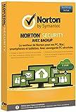 Norton Security (5 appareils, 1 an)