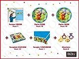 Teletubbies Kit per Festa e Party Articoli 100% Ufficiali Compleanno Festa per Bambini 3612