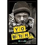 Breaking Bad Inscription Yo Bitch Maxi Poster