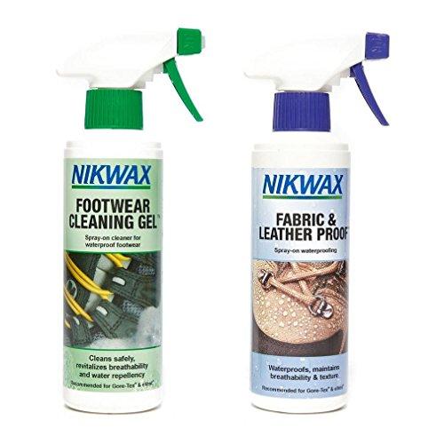 NIKWAX Footwear Cleaning Gel & Proofer - 300ml, Multi, One Size