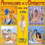 Anthologie de l'Opérette, 1850-1950 (Box Set)