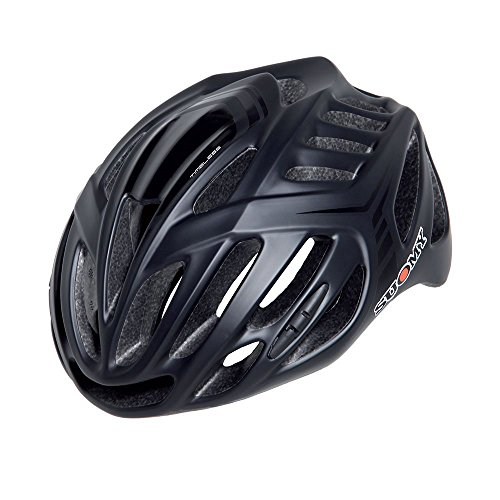 Suomy Casco bici Timeless nero opaco / nero taglia L (Caschi MTB e Strada) / Road helmet Timeless black matt / black size L ( Mtb and Road Helmet)