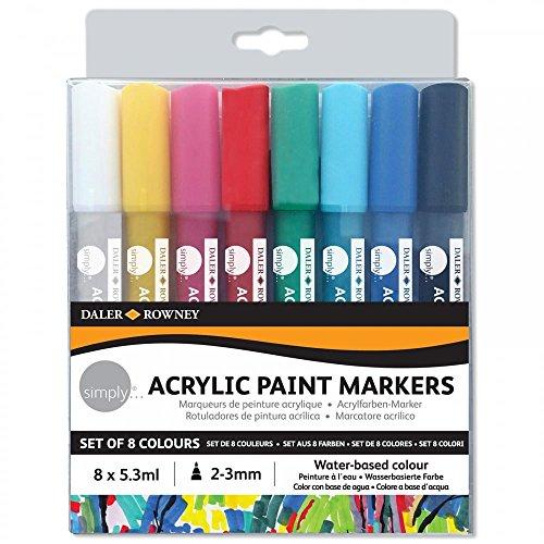 Acrylic Paint Markers: Amazon.co.uk