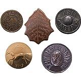 Herr der Ringe - Münzen 5er Set #1