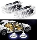 Einstiegsbeleuchtung Door Licht Laser Projektor Logo für A8 A6L A5 A6 A4L A4 A1 R8 Q7 TT