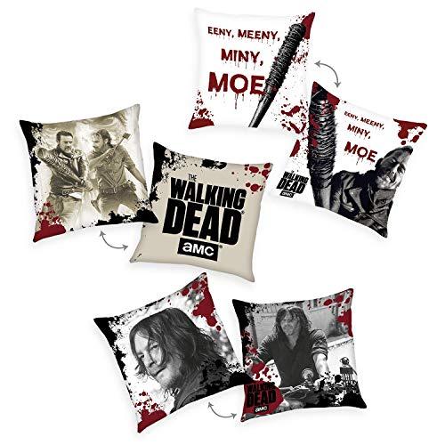 Close Up The Walking Dead 3-er Set Dekokissen