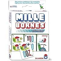 Dujardin - 59046 - Jeu de Cartes - 1000 Bornes Express