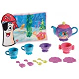 Fisher-Price Dora The Explorer Hidden Treasures Tea Set by Fisher-Price (English Manual)