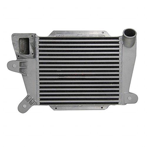 Gowe Ladeluftkühler für Mazda 36MPS 07–13Aluminium Turbo Ladeluftkühler Super Kapazität Tolles Aluminium Automarke Motoren Kühlsystem