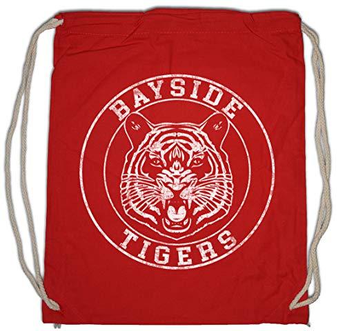Urban Backwoods Bayside Tigers Fighting Turnbeutel Sporttasche -