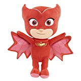 PJ Masks are on their way - into the night to save the day! This soft & cuddly version of Owlette, from the hit TV series, PJ Masks, comes in the perfect size to take with you on all of your heroic night time adventures. Play out your fav...