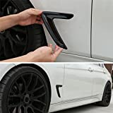 Odster Haust¨¹r Seitenfl¨¹Gel Air Vent Outlet Abdeckung Trim Aufkleber Fit f¨¹r BMW 3er F30...