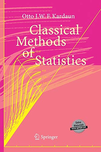 Classical Methods of Statistics: With Applications in Fusion-Oriented Plasma Physics -