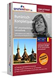 Sprachenlernen24.de Rumänisch-Komplettpaket (Sprachkurs): DVD-ROM für Windows/Linux/Mac OS X inkl. integrierter Sprachausgabe mit über 5700 Vokabeln und Redewendungen - Udo Gollub