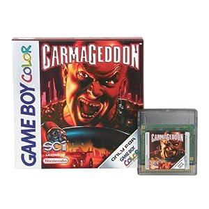 Carmageddon – Game boy Color – PAL
