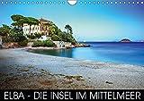 Elba - die Insel im Mittelmeer (Wandkalender 2019 DIN A4 quer): Insel Elba - die Perle im kristallklaren Wasser (Monatskalender, 14 Seiten ) (CALVENDO Orte) -