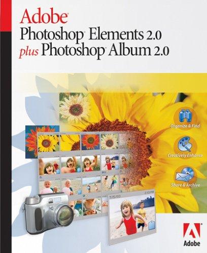 Photoshop Album 2.0 + Photoshop Elements 2.0 Bundle