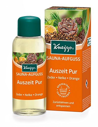 Kneipp Sauna-Aufguss Nelke & Orange