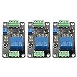 TOOGOO Nuovo LCD Digitale Controllo Energia Programmabile Temporizzatore DC 12V 16A Tempo staffetta Interruttore