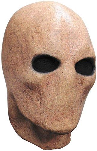 Partychimp 54-26571 Party Maske, Unisex- Erwachsene, - Rorschach Kostüm Maske