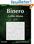 Binero Grilles Mixtes - Facile - Volu...