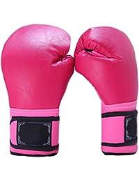 Guantes de Boxeo Guantes para niños, niños y niñas, Juegos de Sacos de Arena, Competencia de Boxeo, Entrenamiento de Sanda,…