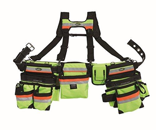 Bucket Boss 55185-HVOY 3 Bag Framers Rig by Bucket Boss (Boss R 3)