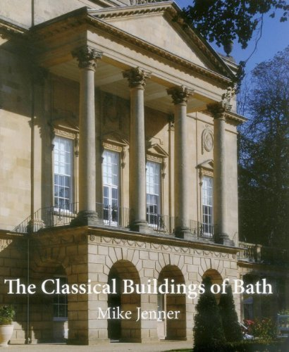The Classical Building of Bath by Mike Jenner (2014-06-30)