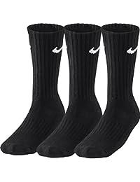 Nike Hombre Valor algodón Calcetines