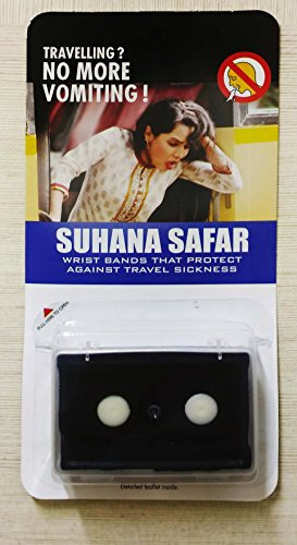 Suhana Safar Motion Sickness Relief Band