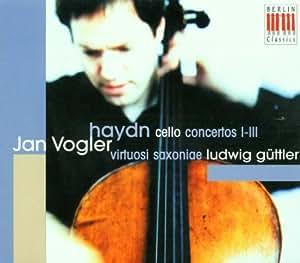 Cellokonzerte 1-3