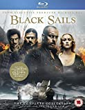 Black Sails: The Complete Collection (Seasons 1-4) [Blu-ray] [UK Import]