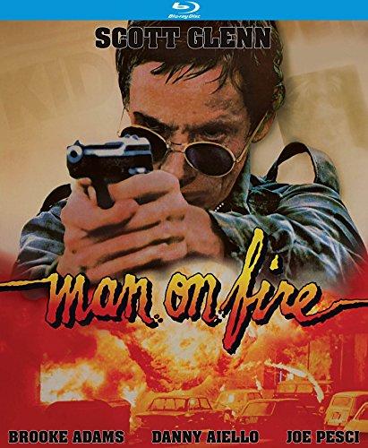 Man on Fire [Blu-ray] [Import anglais]