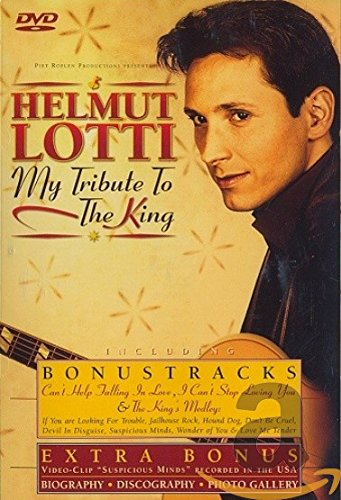 : Helmut Lotti - My Tribute to the King (DVD)