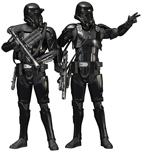(Star Wars sw117 Rogue One Death Trooper ARTFX + Statue)