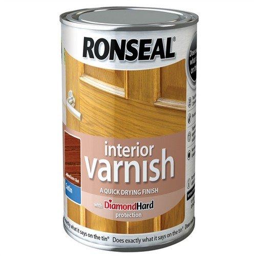ronseal-rslivsmo250-250ml-quick-dry-satin-interior-varnish-medium-oak