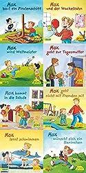 Pixi-Bundle 8er Serie 197: Hier kommt Max!