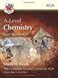 New A-Level Chemistry for AQA: Year 1 & 2 Student Book with Online Edition (CGP A-Lev...