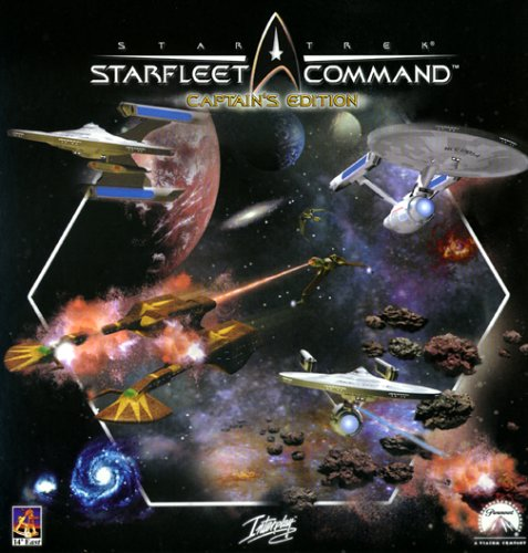 Star Trek - Starfleet Command Captain