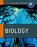 IB Biology Course Book: The Only DP Resources A Developed with the IB (Oxford IB Diploma Programme)