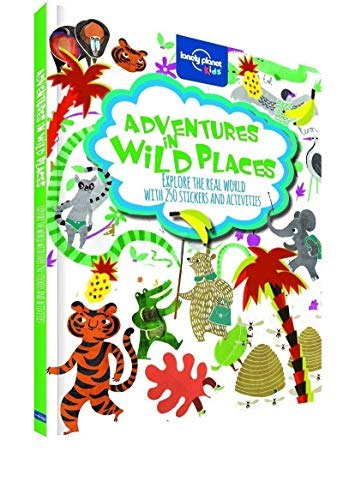 Adventures in Wild Places, Activities and Sticker Books (Lonely Planet Kids) por Lonely Planet Kids