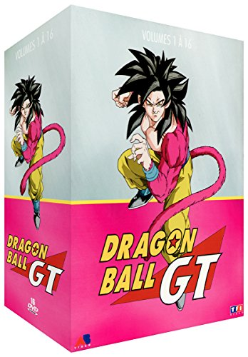 Dragon Ball GT - Intégrale - Coffret Digipack (16 DVD)