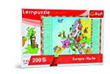 Trefl 10418 - Lernpuzzle Europakarte