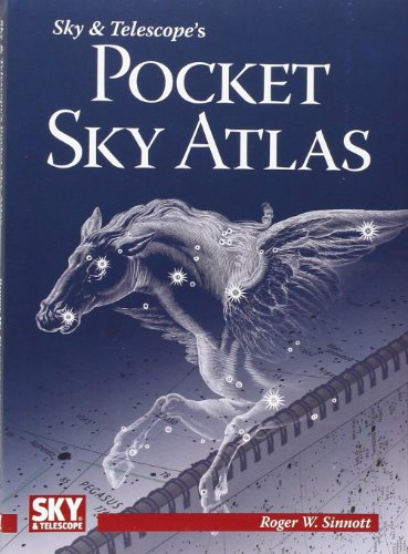 Sky & Telescope Pocket Atlas por Roger W. Sinnott