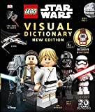 LEGO Star Wars Visual Dictionary New Edition: With exclusive...