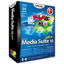 Cyberlink Media Suite 10 Ultra, Home & Student