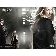 Fringe Poster On Silk <80cm x 60cm, 32inch x 24inch> - Cartel de Seda - 296C31