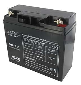 Tashima - Motorrad Batterie NH1220 / NH1218 12V 20Ah