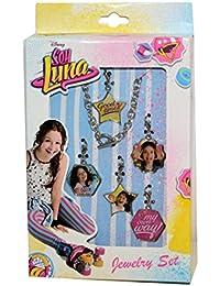 Soy Luna - Soy Luna - Set de colgantes para pulsera (Kids Euroswan KD-WDSL016), Unica (Kids Euroswan WDSL016)
